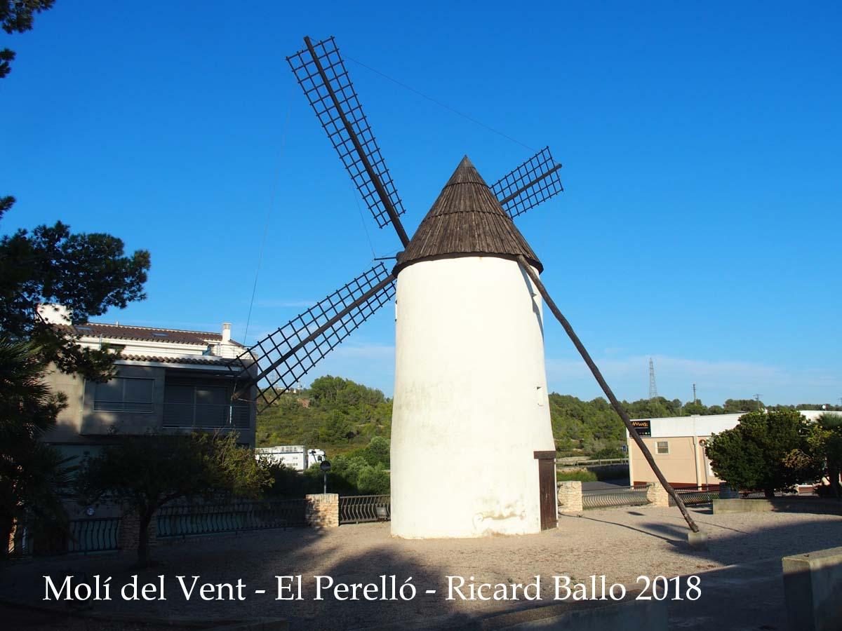 Molí del Vent – El Perelló / Baix Ebre | Catalunya Medieval