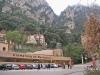 Montserrat - Estació superior del cremallera.