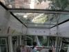 Montserrat - funicular de Sant Joan: Baixant.