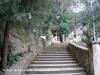 Montserrat - Baixada a la Santa Cova.