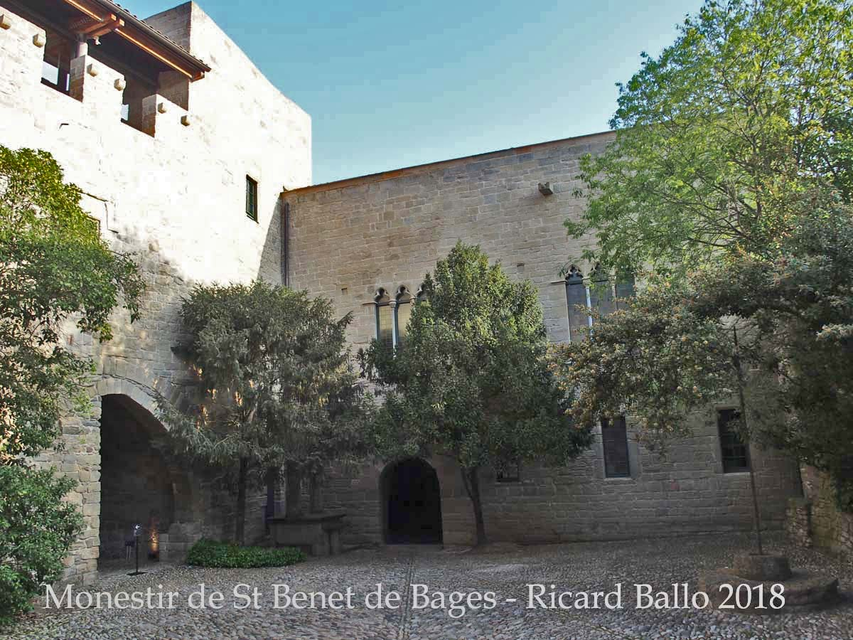 Monestir De Sant Benet Sant Fruitos De Bages Bages Catalunya