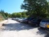 Monestir de Sant Llorenç del Munt – Matadepera - Zona d'aparcament