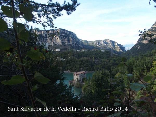 Monestir de Sant Salvador de la Vedella – Cercs