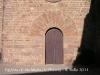 Església de Santa Maria de l'Estany: Porta