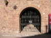 Església de Santa Maria de l'Estany - Porta