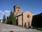 Església de Santa Maria de l'Estany