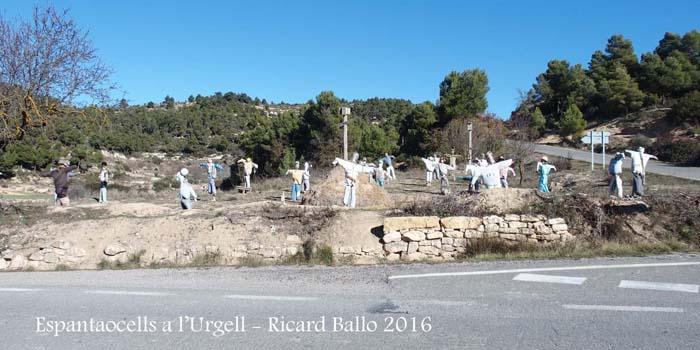 De cami a Vallbona de les Monges