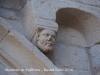 Monestir de Santa Maria de Vallbona – Vallbona de les Monges  - Porta principal - Segle XIII - Detall