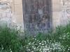 Monestir de Santa Maria d'Escarp – Massalcoreig - Aquesta porta, no sembla gaire transitada ...