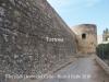 Muralla i estructures defensives medievals – Tortosa