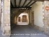 Muralles d'Arnes - Tres imatges d'un mateix portal, un portal doble: 3/3