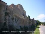 Muralles de Castelló d'Empúries