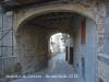 Muralles de Cervera - Portal situat a la vora del carrer Major i des d\'on s\'inicia un recorregut per l\'interior de la muralla.