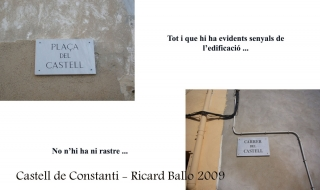 Castell de Constantí
