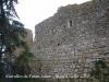 Muralles de Palau-sator: Torre a tocar del carrer del Molí.