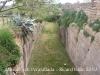 Muralles de Peratallada: Fossat.