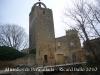 Muralles de Peratallada: Torre de les Hores.