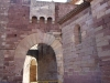 Muralles de Prades: Portal d'accés a la plaça Major.