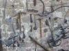 Muralles de Prades: Un llenç de muralla transformat en museu a l'aire lliure d'estris del camp.
