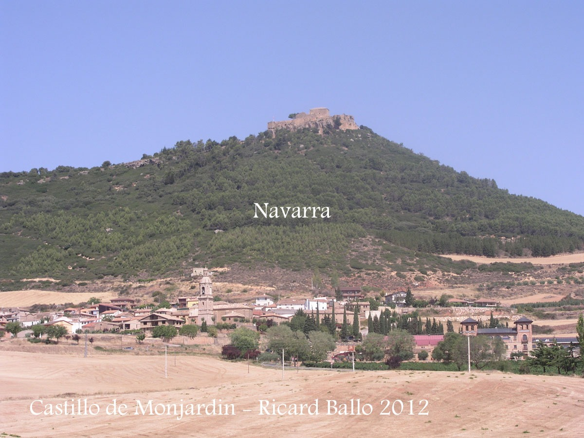 Castillo de Monjardín - NAVARRA