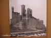 Castillo de Olite-NAVARRA - Una muestra del lamentable estado a que llegó esta edificación.