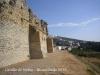 Castillo de Tiebas / NAVARRA - Muralla.