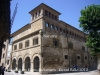 Palacio de les Reyes de Navarra / Estella - NAVARRA. Entre los variados usos que se han dado a esta edificación se encuentra la de cárcel del Partido Judicial de Estella des de mediados del siglo XIX hasta el año 1951.