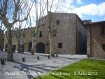 St Joan de les Abadesses-Palau de l'Abadia