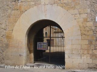 Palau de l'Abat-Vilabertran