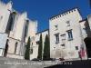 Palau Episcopal – Girona - A l'esquerra de la fotografia hi veiem els murs exteriors de la Catedral de Girona