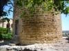 Castell de Pals: Torre de les Hores.