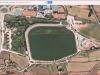 Manresa - Parc de l'Agulla - Vista aèria - Captura de pantalla de Google Maps.