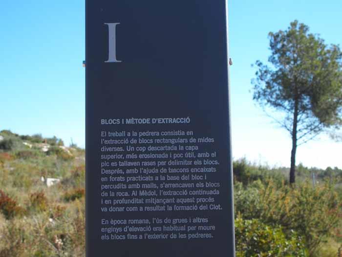 Pedrera del Mèdol – Tarragona