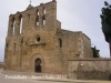 Peratallada: Església de Sant Climent: barroc, segle XVIII.