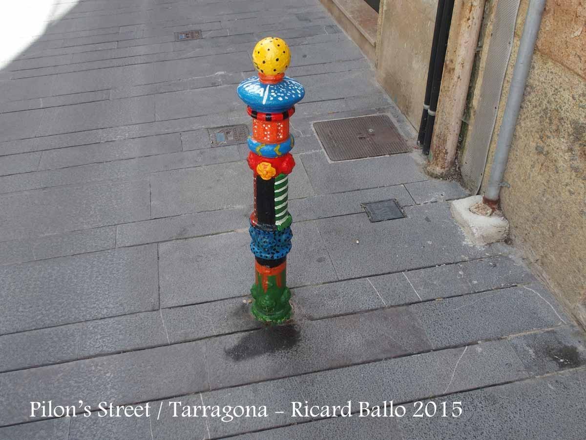 Pilon's Street / Tarragona