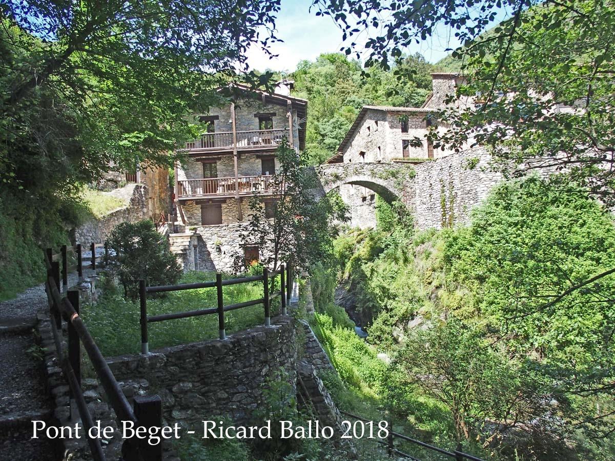 Pont de Beget – Camprodon