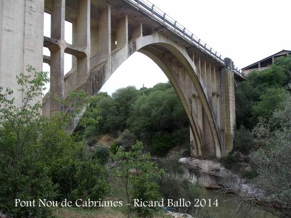 Pont NOU de Cabrianes – Sallent