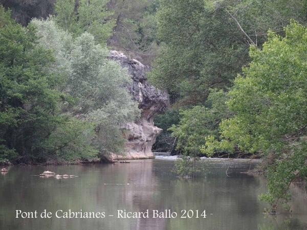 Pont de Cabrianes - Sallent