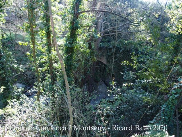 Pont de Can Coca - Montseny