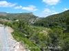 Vistes des del camí d'accés al Pont de Cavaloca - Cabacés