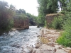 Pont de la Farga – Olius - Avui les aigües baixaven una mica esverades