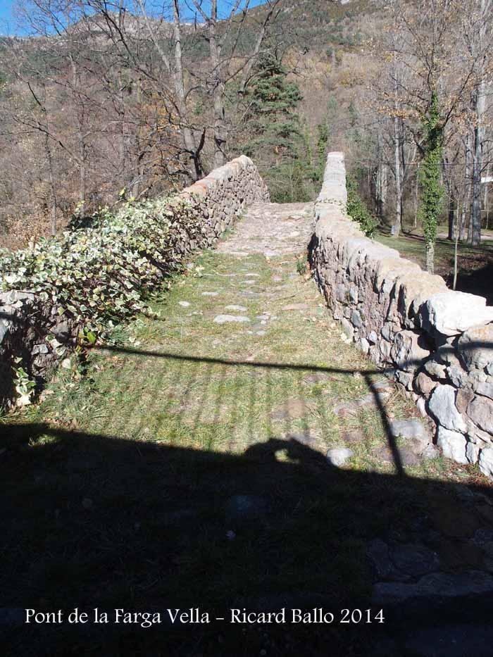Pont de la Farga Vella – Castellar de n'Hug