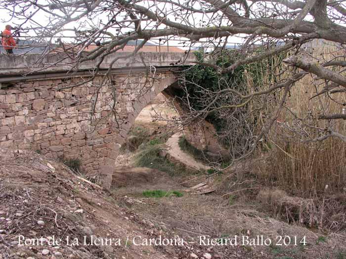 Pont de La Lleura – Cardona