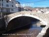 Pont de la Petita - La Pobla de Lillet