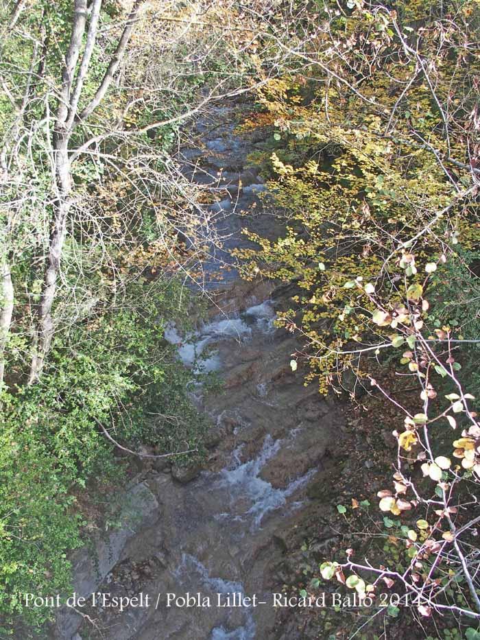 Pont de l'Espelt – La Pobla de Lillet / Berguedà