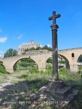 Manresa - Pont Vell