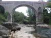 Puig-reig - Pont de Periques, creuant el Llobregat
