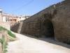 Pont de Sanaüja - Un lateral.