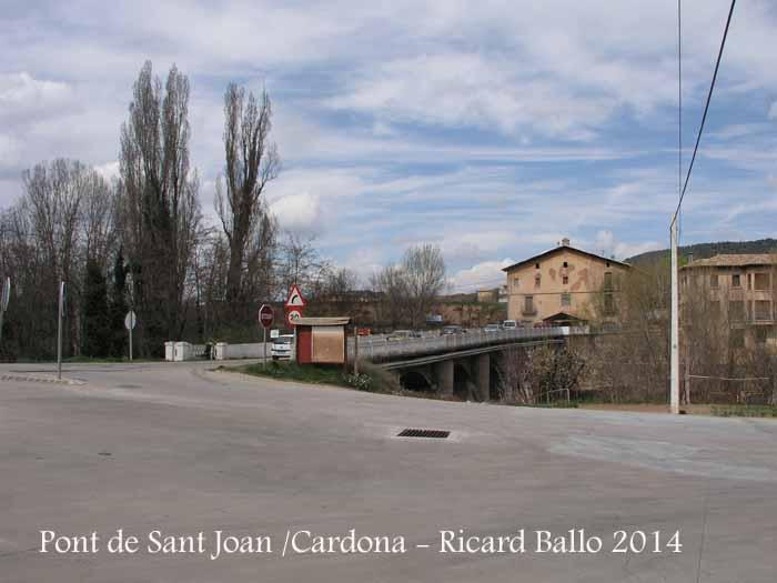 Pont de Sant Joan – Cardona