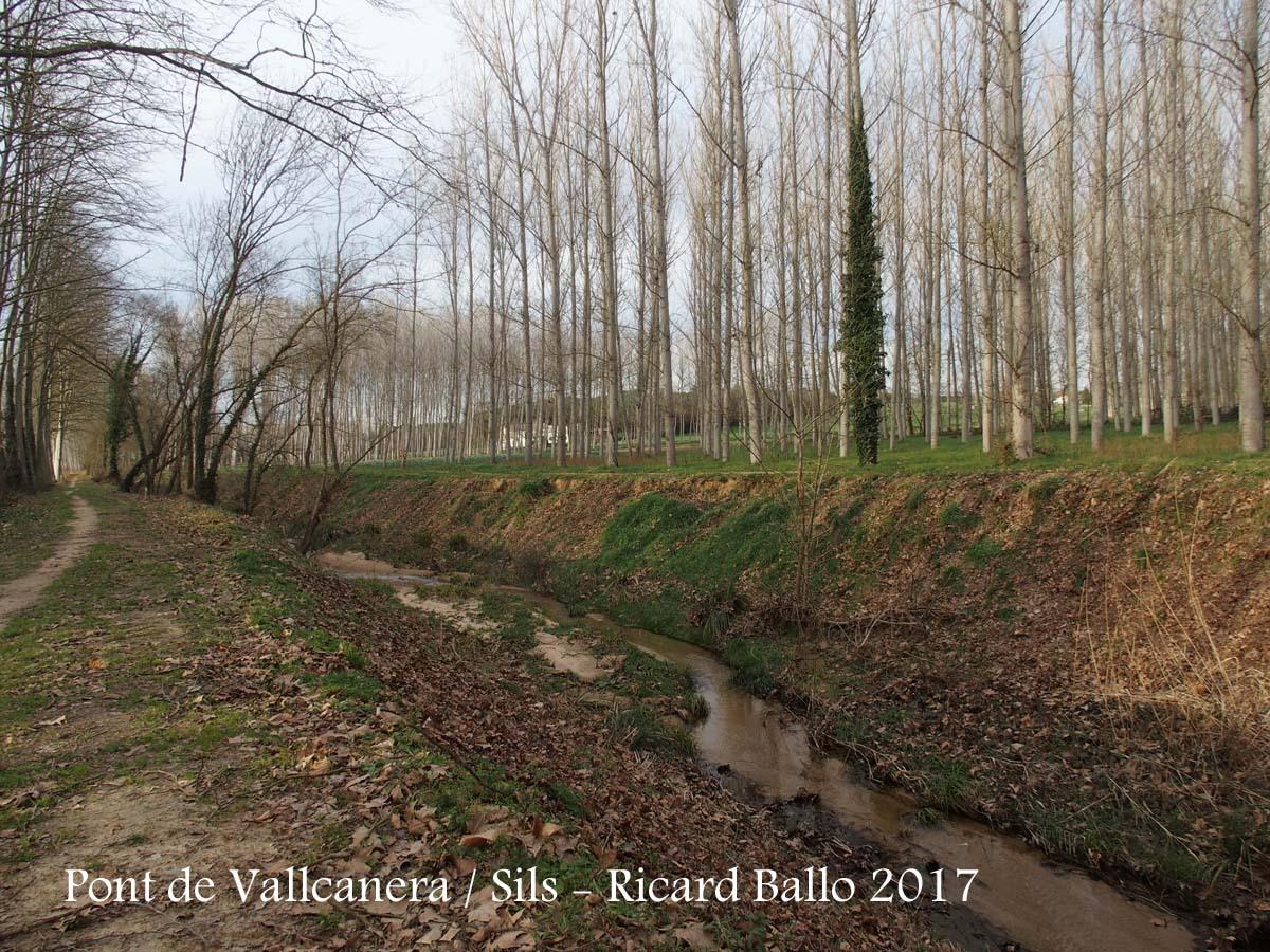 Pont de Vallcanera – Sils